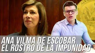 Ana Vilma de Escobar: otro rostro de la impunidad arenera - SOY JOSE YOUTUBER