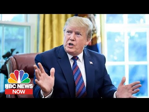 Donald Trump On French Wine Tax: 'I've Always Liked American Wines Better' | NBC News Now