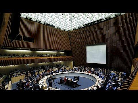 [V观] World Health Organization: here