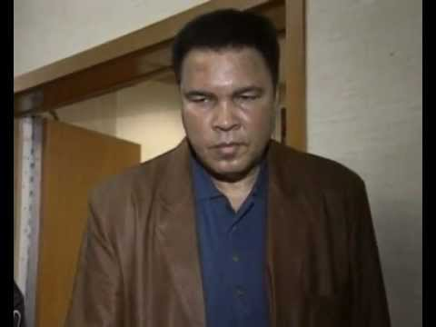 Muhammad Ali interview on his best fight