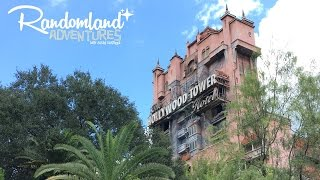 Tower of Terror, Yellow Brick Road, and Disney World's craziest coaster