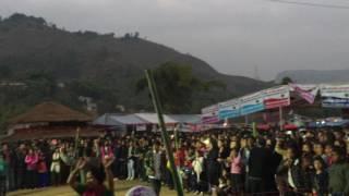 trishna gurung in waling festival 2073