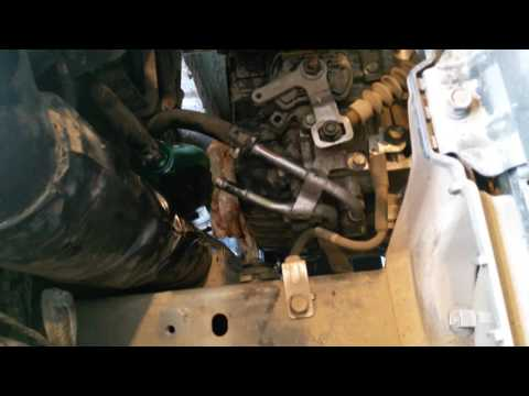 Полная замена масла АКПП A6GF1 KIA CEED JD Fully change transmission fluid Hyundai Kia 6AT