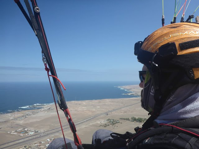 Paragliding in Iquique (Trailer)  outdoor-life