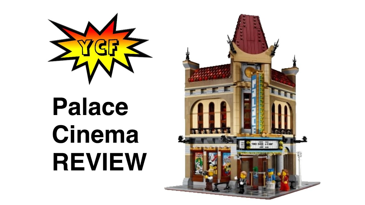 lego palace cinema review 10232 modular creator expert. Black Bedroom Furniture Sets. Home Design Ideas