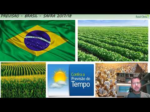 VÍDEO ALERTA 15 OUTUBRO 2017 - Marco Antonio dos Santos - Rural Clima