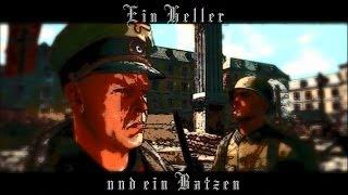 Ein Heller und ein Batzen (Heidi Heido) - Soldatenlied - full hd