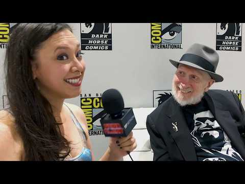 Rare Frank Miller Interview - Politics in Comics & The Dark Knight Returns