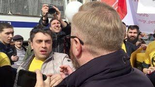 Милонов #надоел - Питер, 1 мая 2017