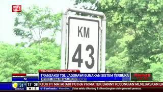 Pembayaran Tol Jagorawi Gunakan Sistem Transaksi Terbuka
