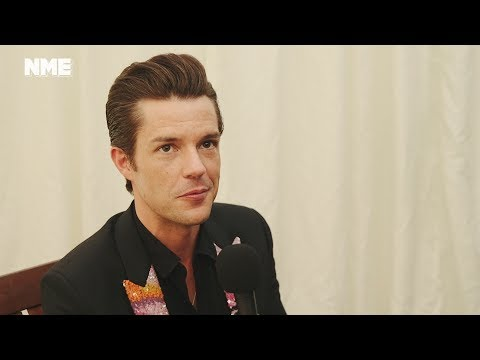 The Killers discuss 'The Man', new album 'Wonderful Wonderful' and the problem with 'Battle Born'