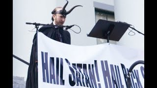 THE NEW HAIL SATAN MOVIE TRAILER JUST CONFIRMS EVERYTHING THAT I HAVE SAID ABOUT SATANISTS....