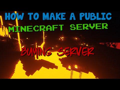 Making Minecraft Server