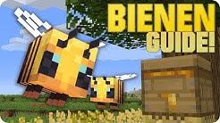 Bienen Guide   Züchten, Verhalten & Eigenschaften   Minecraft