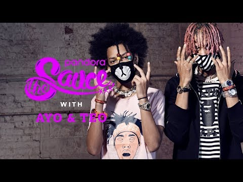 Ayo & Teo  The Sauce  Better Off Alone