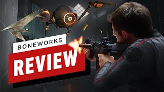 Boneworks Review (Video Game Video Review)