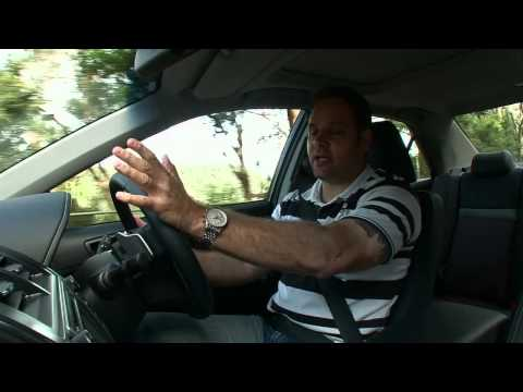 Toyota Camry Atara SX Drivers Seat Car Review | NRMA Car Tests