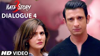 "Hate Story 3 Dialog Promo - ""Praan Jaye But Sambhog Hone Na Paye"" | T-Series"