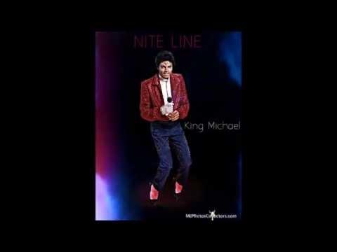 Michael Jackson- Nite Line (Unreleased)