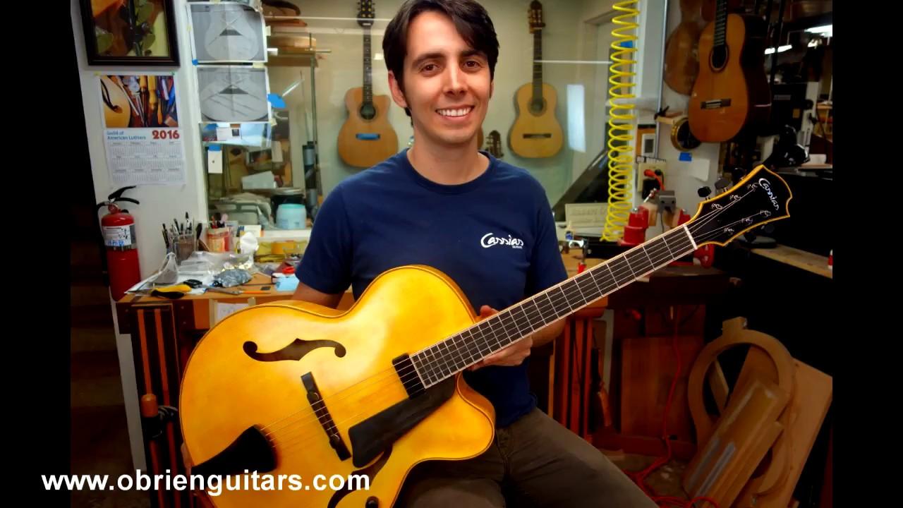 Guitar Building Online Course