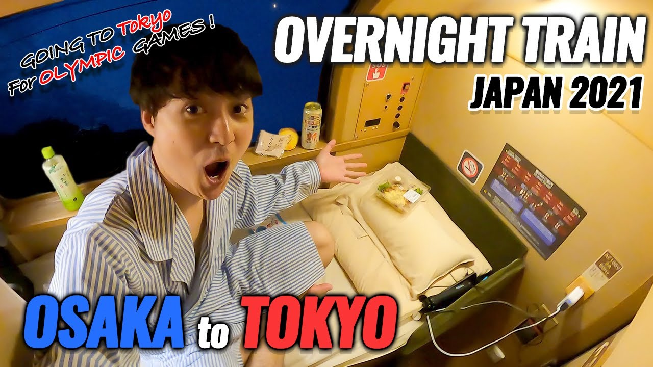 Download Midnight Sleeper Train Adventure to Tokyo for Tokyo Olympic Games #295
