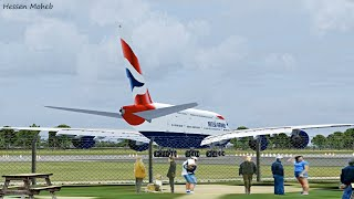 Manchester Airport Traffic ( 2 ) ( Flight Simulator X / FSX )