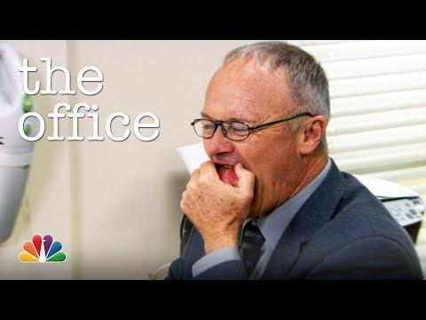 Creed Eats A Potato - The Office