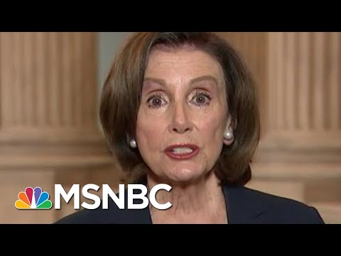 Speaker Pelosi Calls On Trump To Implement Defense Production Act | Morning Joe | MSNBC