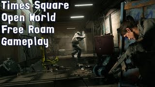Tom Clancy's The Division - Times Square - Open World Free Roam Gameplay (PC HD) [1080p60FPS]
