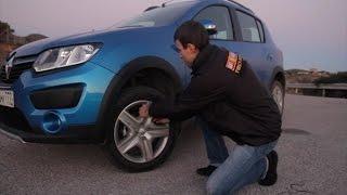 ОБЗОР ТЕСТ ОТЗЫВЫ Renault Sandero Stepway: большой тест #КомандаАВТОПАНОРАМА