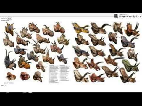 Dinosaur Days Episode 2: Ceratopsians part 1