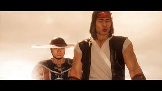 L'histoire complète de Mortal Kombat / Le film en français  (Mk9, MKX, MK11)