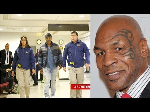 Mike Tyson barred from entering Chile ORDERED BACK TO U.S. | HUX