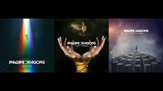 Imagine Dragons Album Mix Night Visions Evolve Smoke + Mirrors