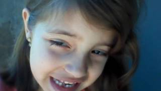 A inteligência de uma criança linda e feliz minha filha Ana Luiza(5)