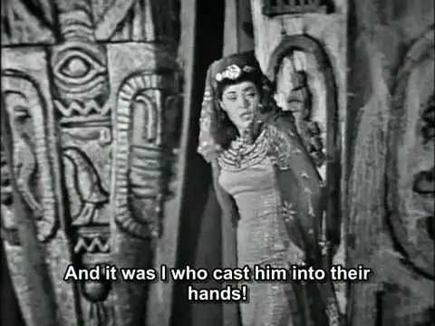 Fiorenza Cossotto in Judgement Scene from Aida (1966) [English subs]