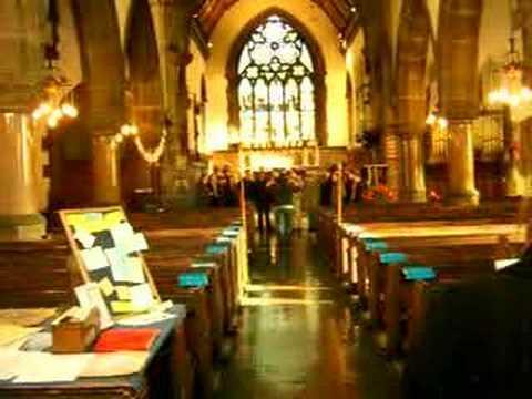 Hull Revelation Rock-Gospel Choir -white Christmas Rehearsal