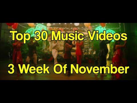 Top 30 Songs Of The Week - November 19 To 23, 2018