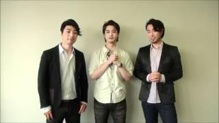 おけぴ管理人のエスコルタインタビューから、 メンバー田代万里生さん、...