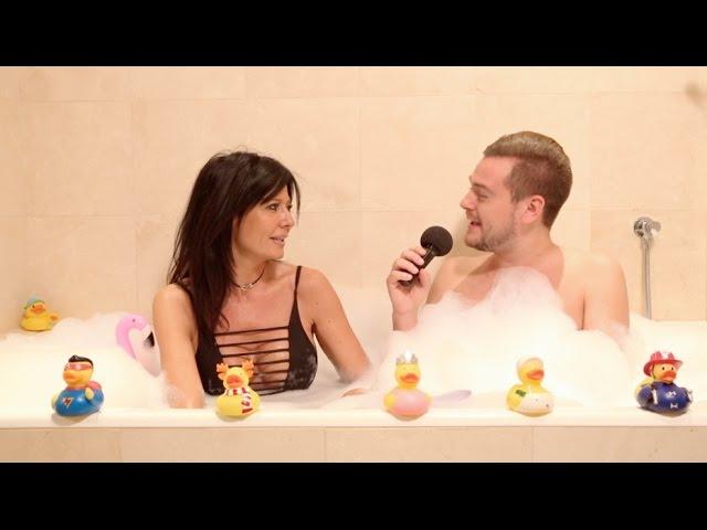 Nathalie (La villa des coeurs brisés 2) dans le bain de Jeremstar - INTERVIEW