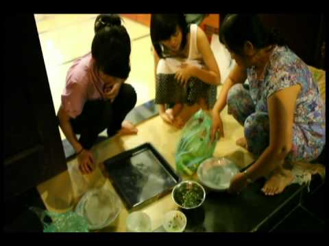 Lai rai hải sản tại gia (Nha Trang)