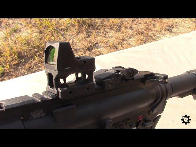 Trijicon RMR AR-15 Review