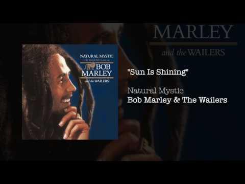 Sun Is Shining  Bob Marley & The Wailers  Natural Mystic 1995