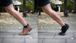 How Barefoot Shoes Change the Way You Walk and Run