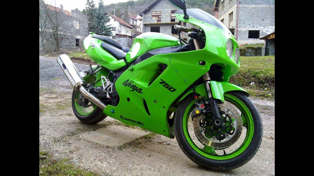 Kawasaki Zxr Ninja Zx