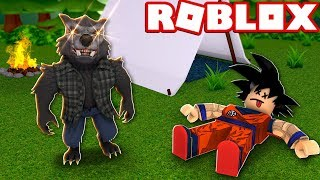 I TURNED INTO A WEREWOLF AND ENDED UP IN ROBLOX!