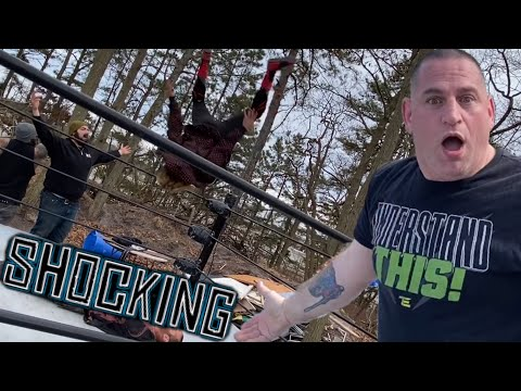 MOST SHOCKING TITLE CHANGE EVER! GTS Wrestling Road To GRIMAMANIA