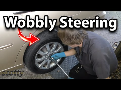 How to Fix Wobbly Steering Wheel in Your Car