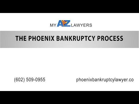 The Phoenix Bankruptcy Process | My AZ Lawyers
