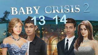 Нежданный ребенок 13 14 главы Ребенок и свадьба (2 сезон) Decisions